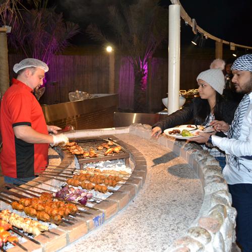 BBQ Buffet VIP Desert Safari Dubai