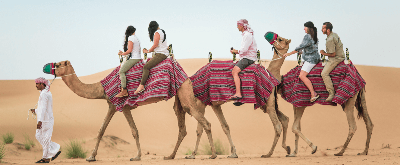 Camel Ride Desert Safari Dubai 2020.png