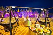 Dinner in Desert Safari Tour