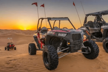 Dune Buggy Desert Safari Dubai Tour Packages