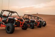 Two Seater Dune Buggy Ride in the Arabian Desert