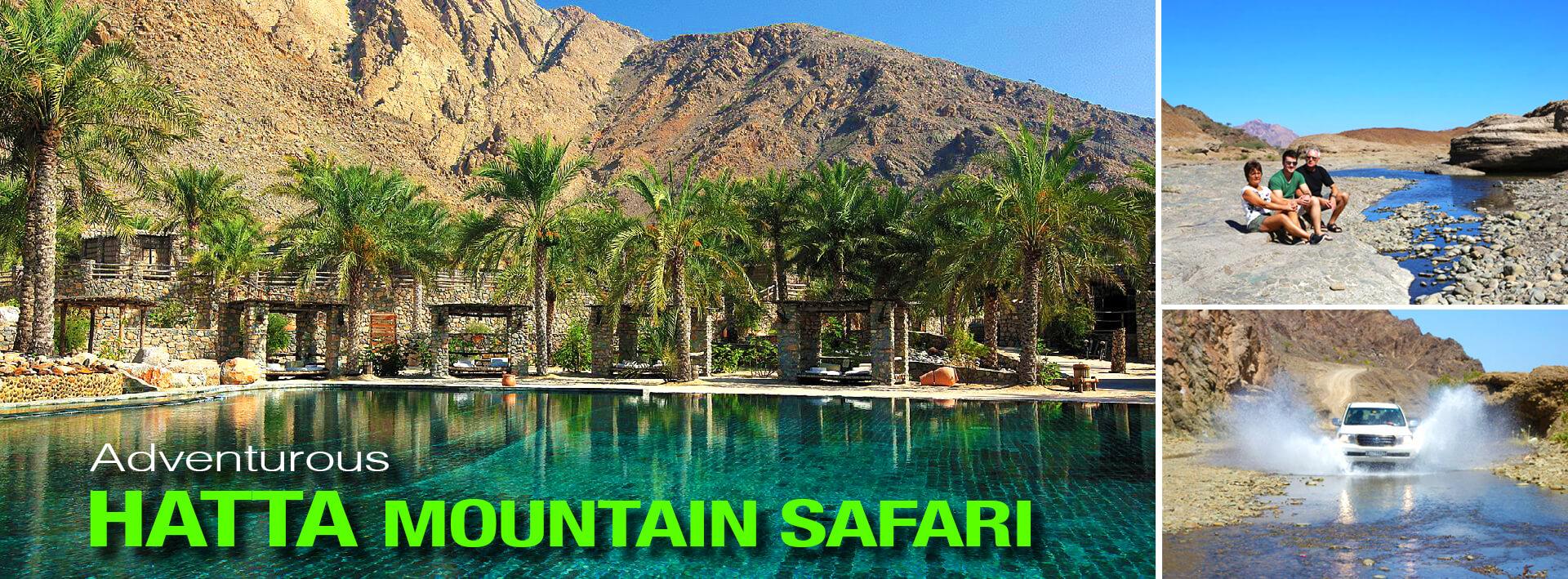 Hatta Mountain Safari Tour – Hatta Heritage Village