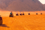Luxury Quad Bike Desert Safari Tour