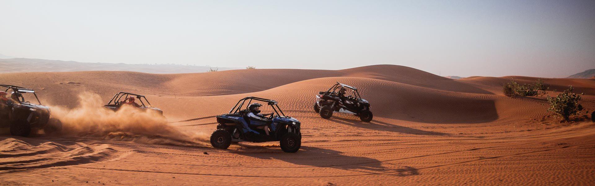 Dubai Dune Buggy Desert Safari