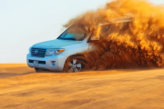 VIP Desert Safari Tour Deals