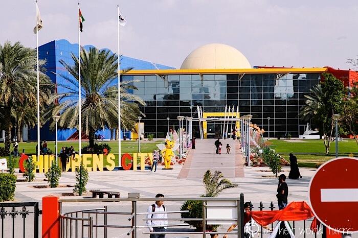 Children's City Creek Park Dubai