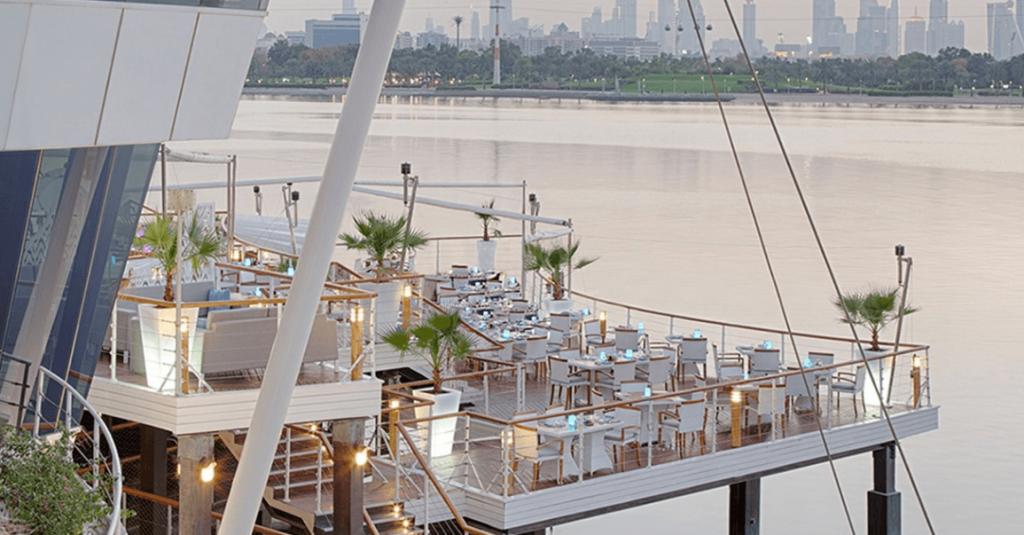 Restaurants Creek Park Dubai