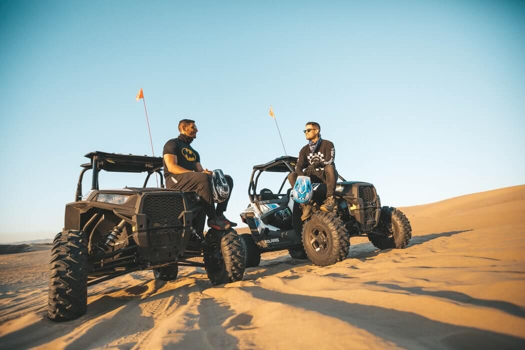 Extreme Dune Buggy Desert Safari