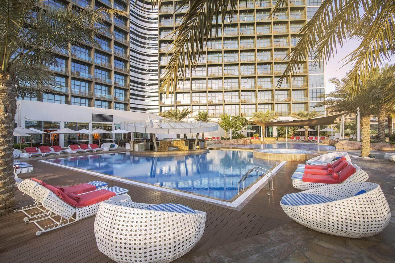 Rotana Yas Island Abu Dhabi