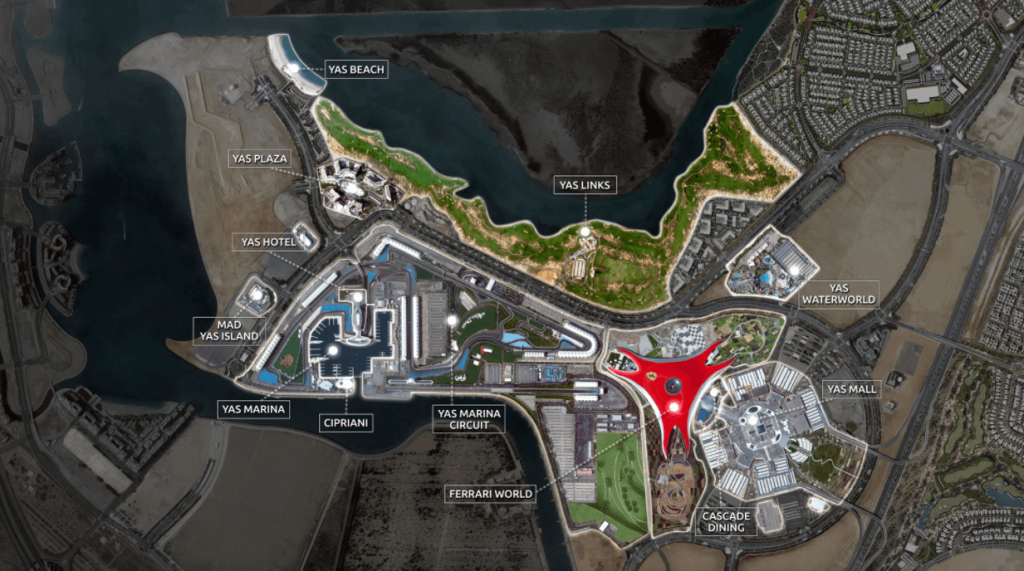 A Travel Guide to Yas Island 1