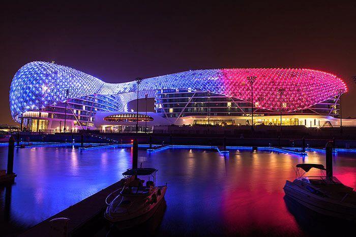 Yas Marina Abu Dhabi