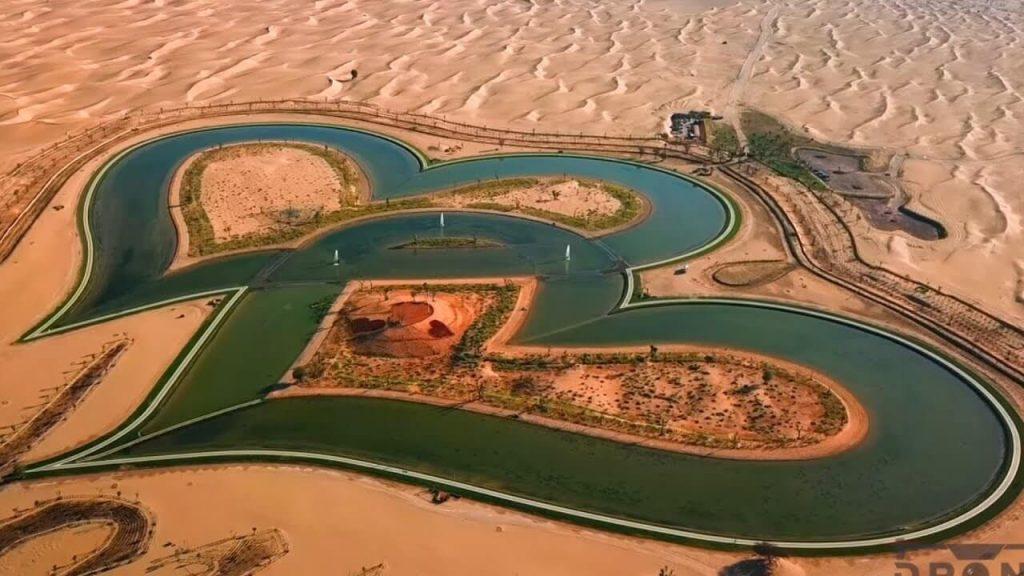 Al Qudra Lake: Love Lake, Cycling, Camping 1