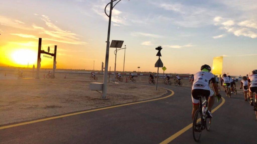 Al Qudra Lake: Love Lake, Cycling, Camping 2