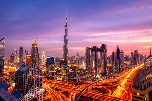 Dubai City Site UAE