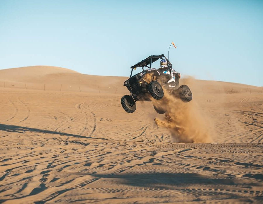 Dune Buggy Ride Desert Safari