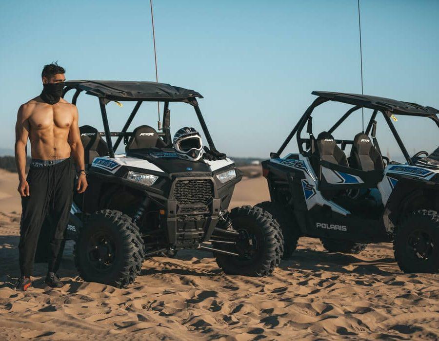 Polaris Dune Buggy Safari